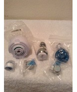 6 New Items New Earth Shower Head Niagara Faucet Aerators Furnace Whistle - $19.95