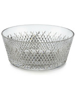 "Waterford ALANA 8"" Bowl Diamond Cut Crystal #150424 Retail $325 New In Box - $189.90"