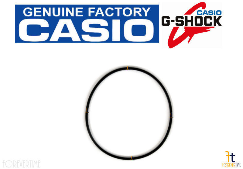 Primary image for CASIO G-Shock DW-8950 Original Gasket Case Back O-Ring DW-9200 DW-9298 DW-9600