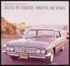 1961 Buick Turbine Brochure- LeSabre Invicta 225, Mint! - $5.94
