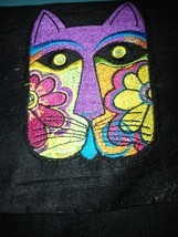 LAUREL BURCH CAT Silk BAG for Sun 'n Sand Accessories - $20.00