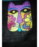 LAUREL BURCH Cat Silk Bag for Sun 'N Sand Accessories - FREE SHIPPING - $20.00