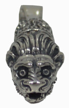 Lion Head Silver Pendant - $49.90