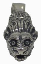 Lion Head Silver Pendant - $1.146,13 MXN