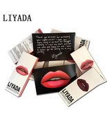 16 pcs/ 8 Set Matte Liquid Lipstick with Lip Pencil Long Lasting Waterproof - $23.23