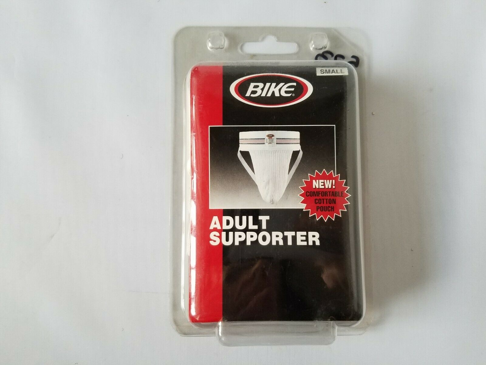Adult Supporter Bike Athletic Company Vintage Comfortable Cotton Pouch S