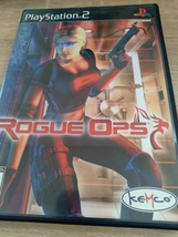 Sony PS2 Rogue Ops image 1