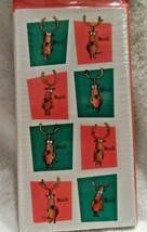 American Greetings 6 Christmas card moneyholders + 6 envelops, humorous - $4.99
