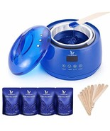 YOURSMART Wax Warmer Hair Removal Waxing Kit for Women and Man Eyebrow, ... - $32.85