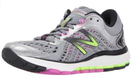New Balance 1260 v7 Sz US 8 M (B) EU 39 Women's Running Shoes Gray Lime W1260GP7