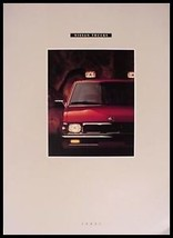 1993 Nissan Truck Prestige Brochure, 4X4, SE - $7.28