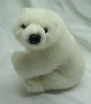 "Sea World CUTE POLAR BEAR 6"" Plush STUFFED ANIMAL Toy - $14.85"