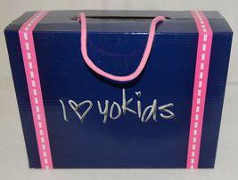 I Love Yo Kids AVA 92T Girls Fringe Boot Black Zip Up Size Nine image 9