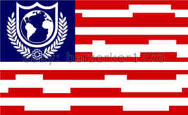Buck Rogers 25th Century Earth Defense Directorate 3'x5' flag USA Seller... - $25.00