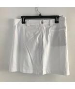RALH LAUREN - POLO GOLF - WOMEN'S SIZE 8 -  WHITE - GOLF SKORTs NWT - $30.58