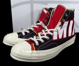 Converse Miami Heat Gameday Jersey Sneaker Chuck Taylor 70 Hi 147/250 (10 MEN) - $150.00