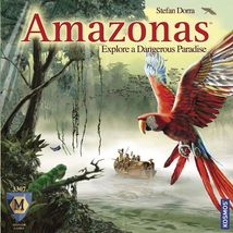 AMAZONAS by Mayfair Games - $35.00