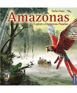 AMAZONAS by Mayfair Games - $35.00