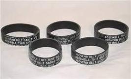 HOOVER 5 Canister Vacuum Cleaner Belts 38528-011 38528011 Spirit Belt - $7.34