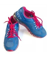 Nike Air Max Waffle Skin Sneakers Shoes for Junior Girls- 6Y (Fits Women 7) - $54.40