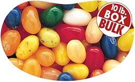 Jelly Belly Fruit Bowl Mix Jelly Beans - 10 Pounds of Loose Bulk Jelly B... - $64.63