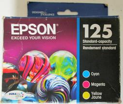 Epson 125 T125120 black color ink = printer Stylus NX125 NX127 NX130 NX2... - $49.45