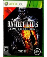 Battlefield 3 - Limited Edition - Xbox 360 Case Disc Only - $12.99