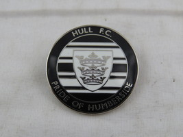 Vintage Hull FC Pin - Team Crest and Pride of Humberside - Enamel Pin - $15.00