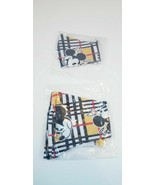 2x Face mask cover mickey mouse set fun pop cartoon Child Unisex adult t... - $4.93
