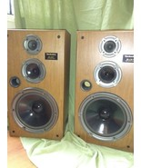 Vintage 1980's Technics Model SB-CR77 3-Way Floor Standing Speakers in Arizona  - $193.50