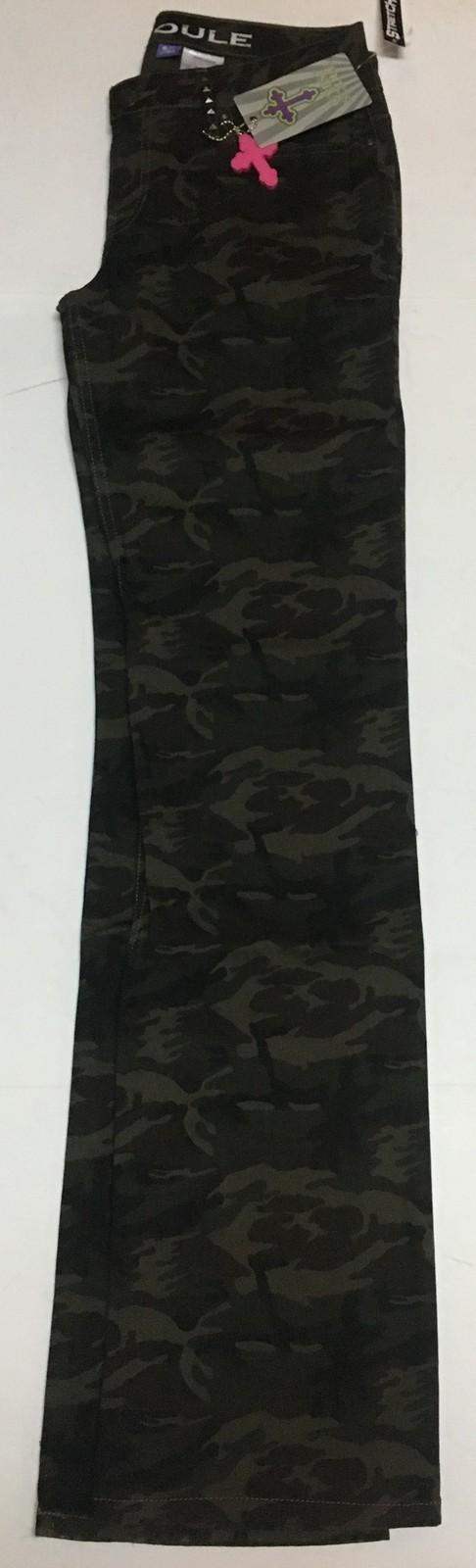 Gypsy Soule Camouflage Pants Jane Sz 6/28 NWT image 3