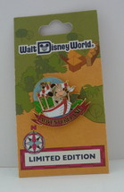 Walt Disney World 40th Anniversary Adventureland Mickey Mouse LE Pin - $34.95