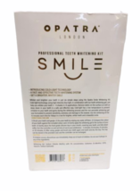 New in Box NIB Opatra Smile Professional Teeth Whitening Kit System MSRP $729 image 2