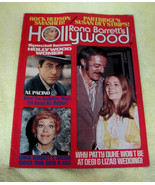 Oct 1972 Rona Barrett's Hollywood Rock Hudson Al Pacino Liz Taylor MORE!... - $14.36