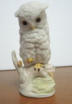 Vntage Cybis Baby Snowy Owl Figurine - $8.31