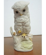 Vntage Cybis Baby Snowy Owl Figurine - $11.87
