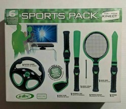 Intec Sports Pack For Xbox 360 Kinect - Brand New Loc# IRG/h - $23.83