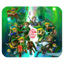 Mouse Pad The Legend Of Zelda New Japanese Video Game For Animation Fantasy - $9.50
