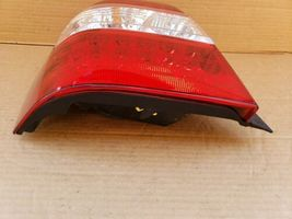 06-07 Toyota Highlander Hybrid LED Tail Light Lamp Driver Left LH image 4