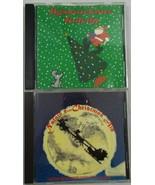 Lot of 2 Preowned Foreign Language Christmas CD Italian and Polish - $16.73