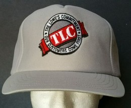 Lowes trucker cap snapback hat TLC our customers come first Vintage foam... - $19.21