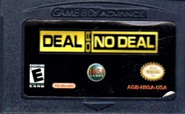 Deal or No Deal - Nintendo Game Boy Advance  - $10.00