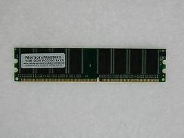 1GB MEMORY FOR COMPAQ PRESARIO SR1711NX SR1717CL-B SR1719IT SR1726NX SR1727NL