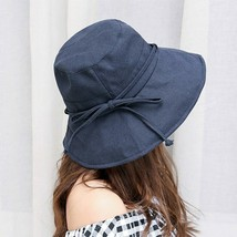Hat Casual Daily Wear Fashion Foldable Outdoor Leisure Shade Sun Protect... - $10.67