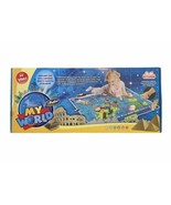 My World Interactive Map Educational Talking  Toy for Kids Ages 5 - 12 Y... - $35.00