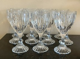 Mikasa Park Lane Wine Glasses Set of 11 - $130.00