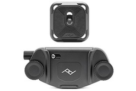 Peak Design Capture Camera Clip V3 Black with Plate - $68.63