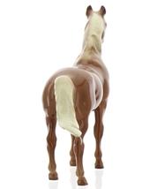 "Hagen-Renaker Miniature Ceramic Horse Figurine Thoroughbred ""Silky Sullivan"" image 5"