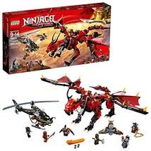 LEGO NINJAGO Masters of Spinjitzu: Firstbourne 70653 Ninja Toy Building Kit with - $69.99