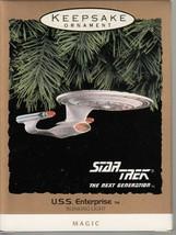 U.S.S. Enterprise - Star Trek: The Next Generation - Hallmark Keepsake O... - $11.75